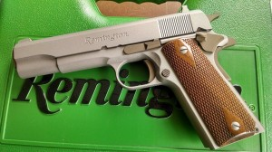 1911 Titanium and Burnt Bronze